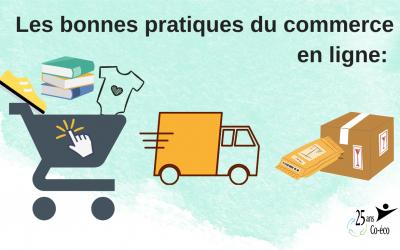 Les bonnes pratiques du commerce en ligne