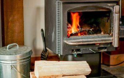 Quoi faire des cendres de poêle à bois?